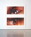 Eye Diptych (#03), 2012