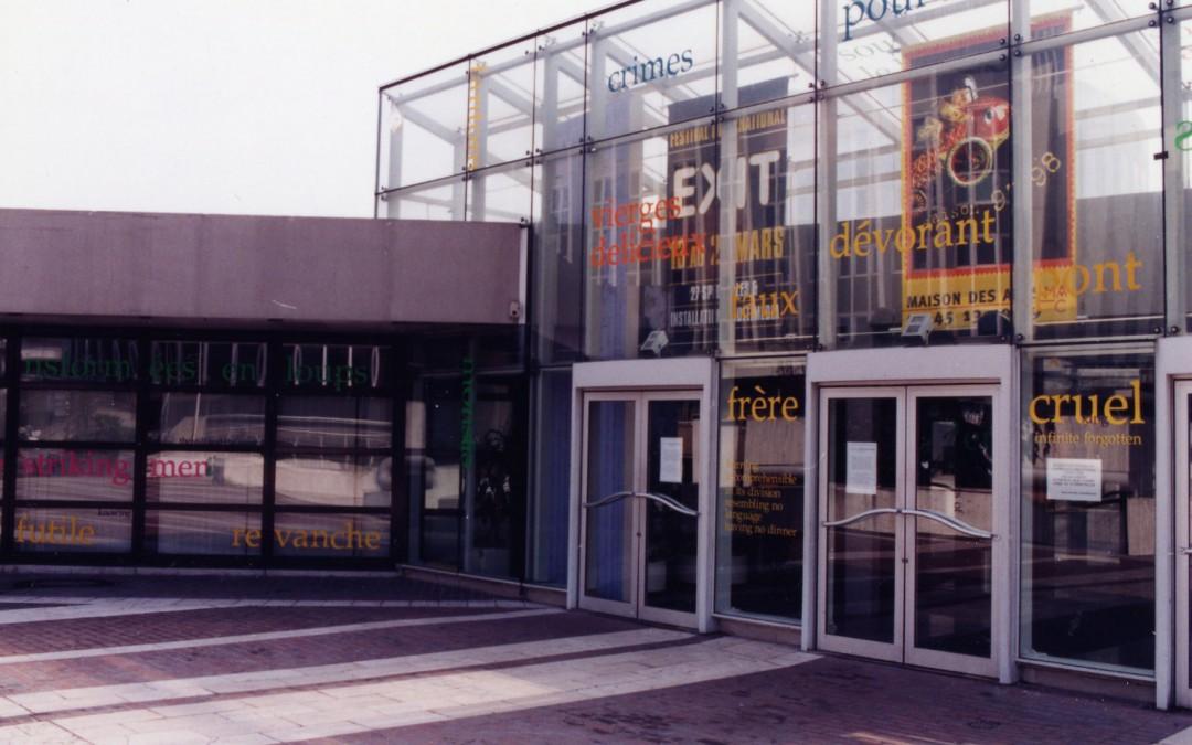 Creiteil Installation, 1998