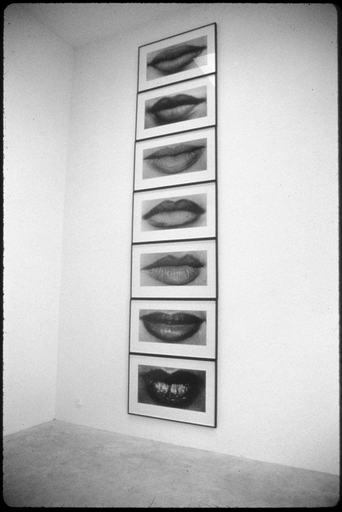 Stack of Lips, 1995